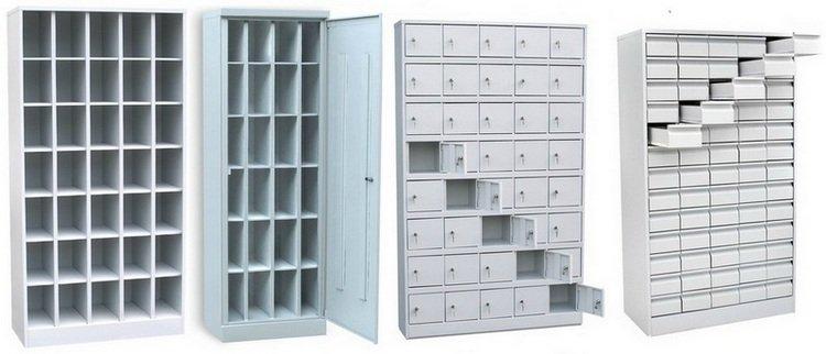 Шкафы металлические для хранения документов