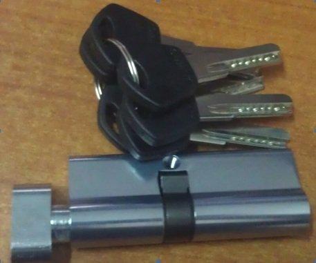 Цилиндровый механизм для дверного замка
