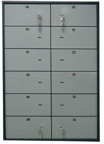Шкаф депозитный DB-12