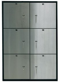 Шкаф депозитный DB-6
