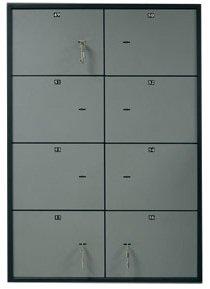 Шкаф депозитный DB-8