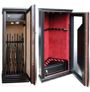 Элитный оружейный сейф ОШЭЛ 835