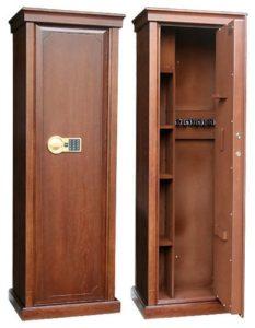 Оружейный шкаф Сафари
