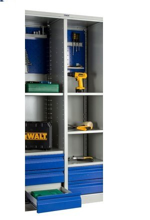 Вертикальная перегородка для инструментальных шкафов ТС