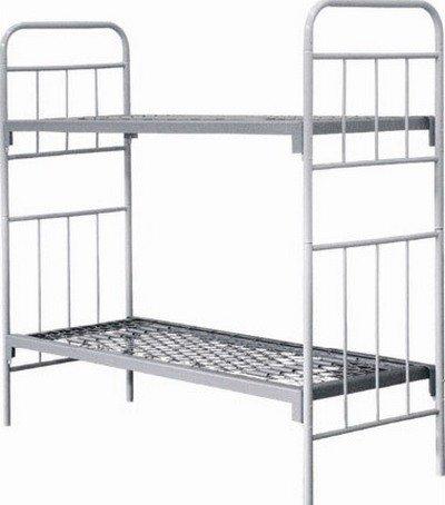 Кровать армейская двухъярусная