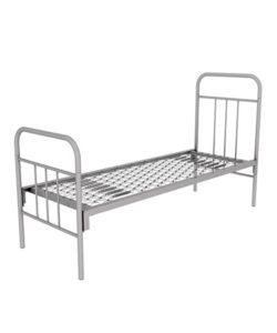 Кровать армейская тип «А»: купить в Москве по цене 8 800 руб | Интернет-магазин «Мебель Металлическая»