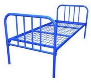 Кровать одноярусная СБ-3