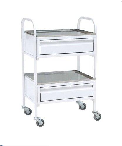Манипуляционный столик с двумя ящиками