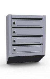 Ящик почтовый ЯП-С 4