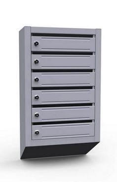 Ящик почтовый ЯП-С 6