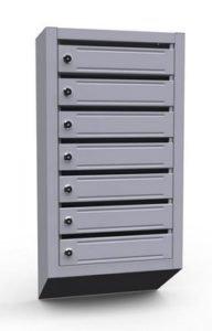 Ящик почтовый ЯП-С 7