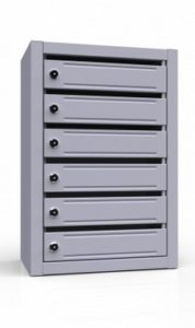 Ящик почтовый ЯП-П 6