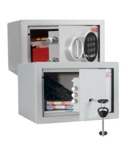 Сейф мебельный AIKO T-17: купить в Москве по цене 3 500 руб   Интернет-магазин «Мебель Металлическая»