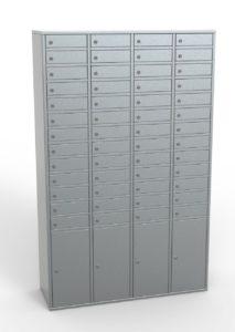 Абонентский шкаф АШ 52: купить в Москве по цене 55 000 руб | Интернет-магазин «Мебель Металлическая»