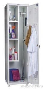 Шкаф для хозяйственного инвентаря ПРАКТИК LS 11-50