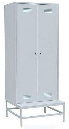 Шкаф ШР 22 600 СП на подставке со скамьей
