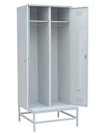 Шкаф со скамьей-подставкой ШР 22 800 СП