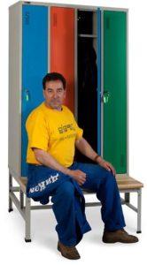 Шкаф ОД-247 скамья-подставка.