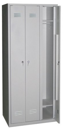 Шкаф трехсекционный ШР 101