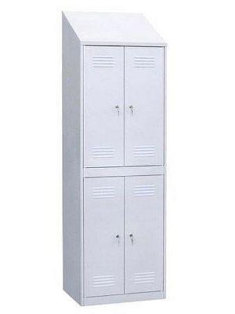 Шкаф со скошенной крышей ШР 24/600 НК