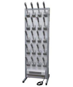 Сушильный стеллаж Союз-10 (ШСО-10): купить в Москве по цене 51 000 руб | Интернет-магазин «Мебель Металлическая»