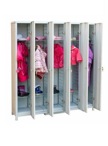 Шкаф сушильный для детских садов дошкольных учреждений KIDBOX 5