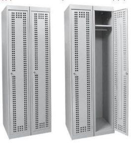 Шкаф ШР 22 600п перфорированный