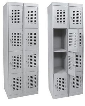 Шкаф ШР 28 600п перфорированный