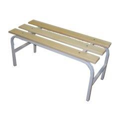 Скамейка гардеробная С-2000Л: купить в Москве по цене 4 700 руб | Интернет-магазин «Мебель Металлическая»