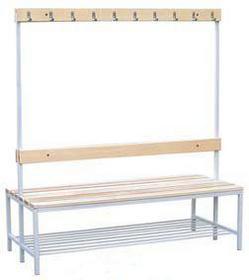 Скамейка гардеробная СВ-1500ДПО