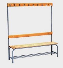 Скамейка гардеробная СВ-1500ПО