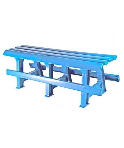 Скамейка пластиковая без спинки
