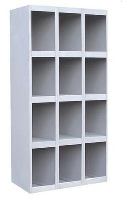 Сумочный шкаф открытый ШР на 12 ячеек