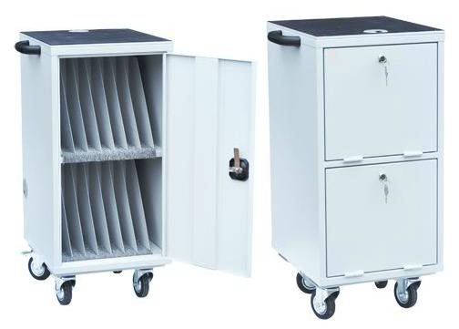 Шкаф-тележка для 14 ноутбуков