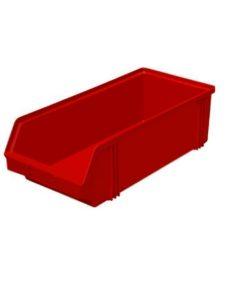 Пластиковый ящик 500*230*150
