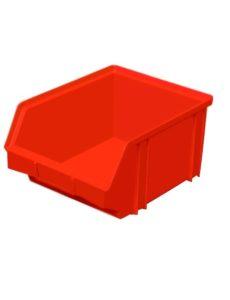 Пластиковый ящик 290*230*150