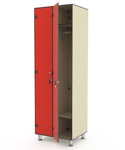 Шкаф 2-1: купить в Москве по цене 37 022 руб | Интернет-магазин «Мебель Металлическая»