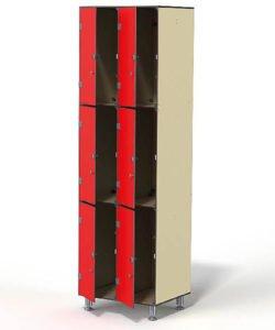 Шкаф 2-3: купить в Москве по цене 37 500 руб | Интернет-магазин «Мебель Металлическая»