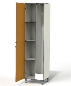 Шкаф для лыж: купить в Москве по цене 35 000 руб | Интернет-магазин «Мебель Металлическая»