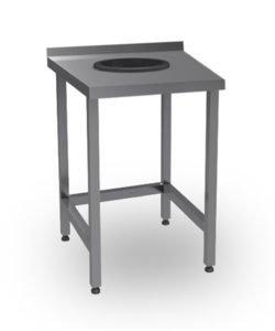 Стол для сбора отходов: купить в Москве по цене 9 600 руб | Интернет-магазин «Мебель Металлическая»