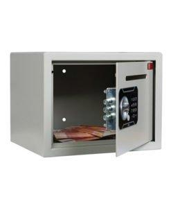 Сейф депозитный AIKO TD-23 EL: купить в Москве по цене 4 900 руб   Интернет-магазин «Мебель Металлическая»