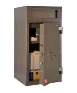 Сейф депозитный VALBERG ASD-32: купить в Москве по цене 32 700 руб | Интернет-магазин «Мебель Металлическая»