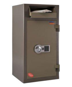 Сейф депозитный VALBERG ASD-32 EL: купить в Москве по цене 37 200 руб | Интернет-магазин «Мебель Металлическая»