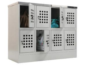Шкаф сумочный горизонтальный: купить в Москве по цене 20 500 руб | Интернет-магазин «Мебель Металлическая»