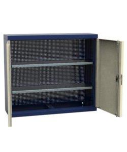 Шкаф навесной СШИ.Н-01.00.02: купить в Москве по цене 15 400 руб | Интернет-магазин «Мебель Металлическая»