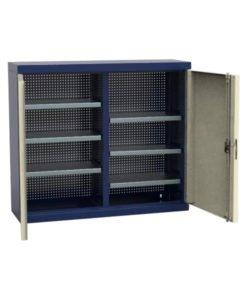 Шкаф навесной СШИ.Н-02.00.06: купить в Москве по цене 11 295 руб | Интернет-магазин «Мебель Металлическая»