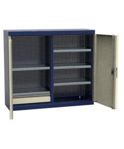 Шкаф навесной СШИ.Н-02.01.05: купить в Москве по цене 17 500 руб | Интернет-магазин «Мебель Металлическая»
