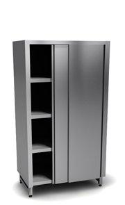 Шкафы из нержавейки