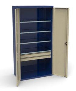 Шкаф инструментальный СШИ-01.02.04: купить в Москве по цене 33 000 руб | Интернет-магазин «Мебель Металлическая»