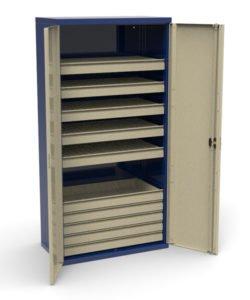 Шкаф инструментальный СШИ-01.10.00: купить в Москве по цене 45 000 руб | Интернет-магазин «Мебель Металлическая»
